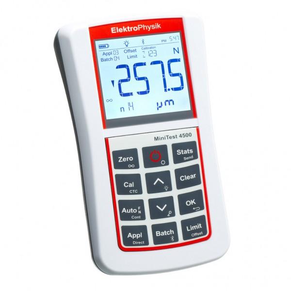 MINITEST-4500 - Schichtdickenmessgerät USB & Bluetooth