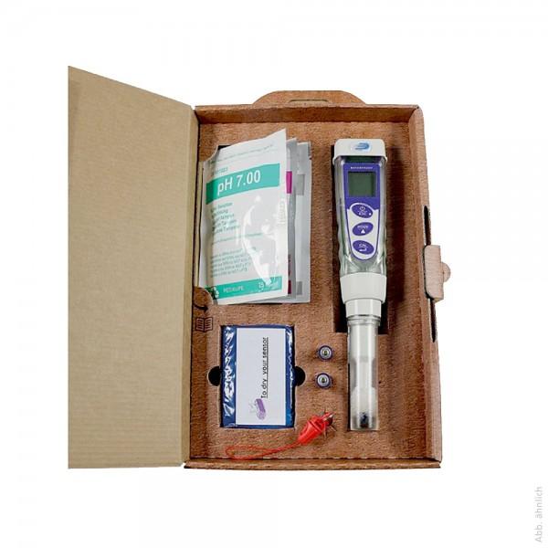5040-0243 - PH 5 FOOD Tester-Kit für pH und Temperatur