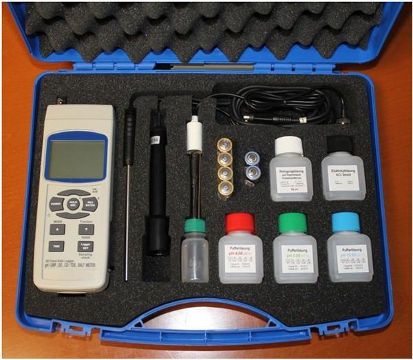 WAM-235 - Messgeräte-Set für pH