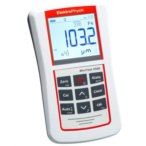 MINITEST-2500 - Schichtdickenmessgerät USB